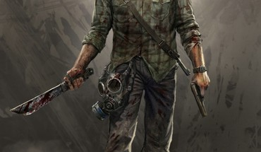 Concept art the last of us joel HD wallpaper
