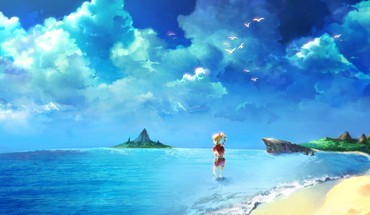 Video games chrono cross HD wallpaper