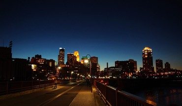 Downtown Minneapolis  HD wallpaper