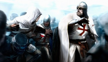 Assassins creed games HD wallpaper