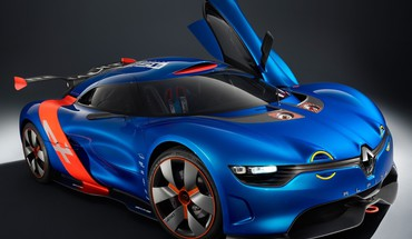 Renault alpine a11050 cars HD wallpaper