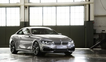 Автомобили 2013 BMW 4-Series Coupe концепция  HD wallpaper