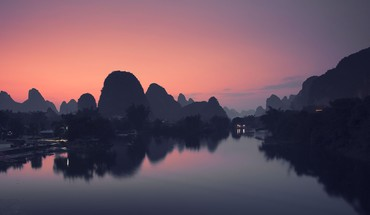 Landscapes china HD wallpaper