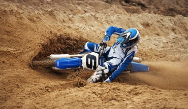 Sports dirtbike HD wallpaper