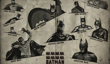 Series michael keaton val kilmer the animated HD wallpaper