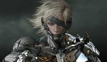 Head raiden HD wallpaper