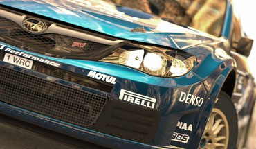 Video games subaru impreza HD wallpaper