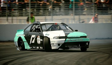 Formula drift drifting 200sx matt powers s14 HD wallpaper