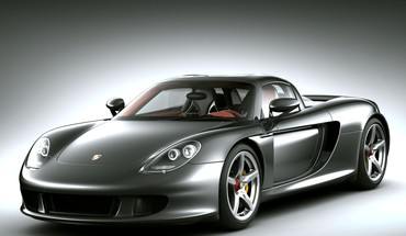 Porsche cars carrera gt HD wallpaper