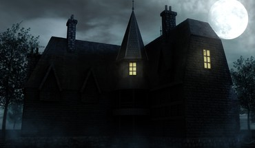 Scooby doo haunted house 3d graphics HD wallpaper