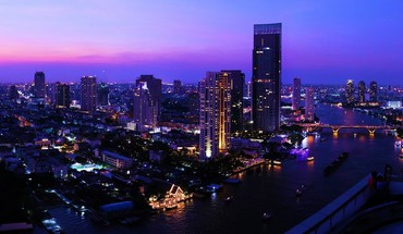 Tailandas Bangkok vietos cityscapes  HD wallpaper