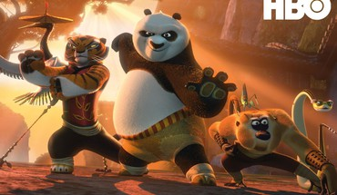 Artwork kung fu panda HD wallpaper