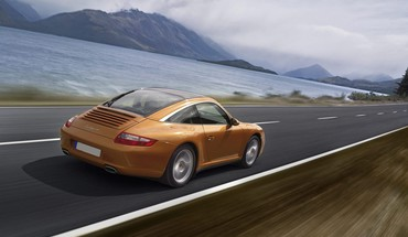 Porsche Targa 4  HD wallpaper