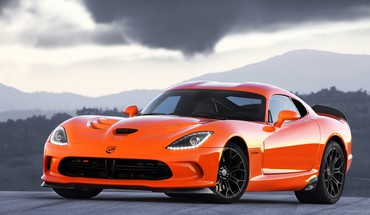 Automobiliai Dodge Viper SRT  HD wallpaper