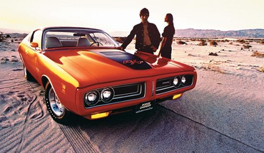 Dodge charger 1971 HD wallpaper