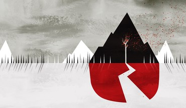 Artwork sleeping with sirens HD wallpaper