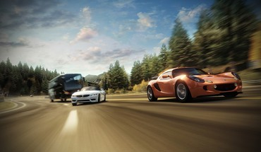 Video games cars forza horizon HD wallpaper