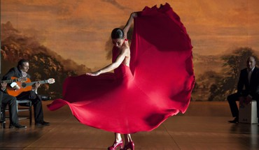 Flamencogirl  HD wallpaper