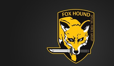 Fox hound HD wallpaper