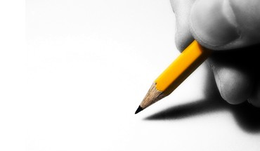 Fingers pencils write HD wallpaper