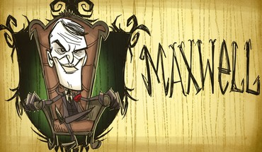 Dont starve maxwell artwork creepy video games HD wallpaper