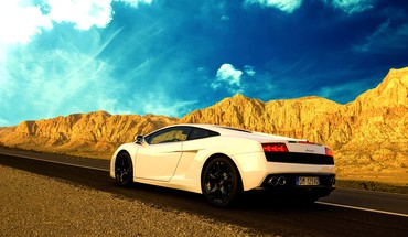 Автомобили автомобили Lamborghini Gallardo LP570-4 Superleggera  HD wallpaper