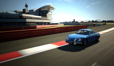 """Renault Alpine"" PlayStation 3 ""Gran Turismo 6  HD wallpaper"