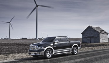 Automobiliai Dodge Ram 1500 pikapas  HD wallpaper