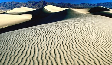 Wind death valley HD wallpaper