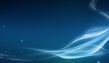 Blue abstract HD wallpaper