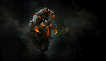 Chaos knight dota 2 nessaj artwork HD wallpaper