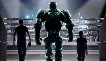 Real steel HD wallpaper