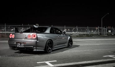 Cars nissan skyline r34 gt-r jdm HD wallpaper