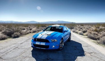 Cars ford shelby gt500 HD wallpaper