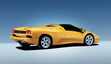 Lamborghini diablo roadster 1996 HD wallpaper
