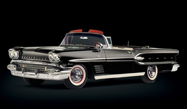 Cars old vintage pontiac bonneville HD wallpaper