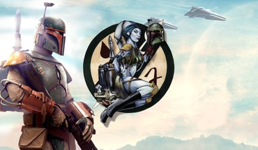 Star wars Boba Fett  HD wallpaper