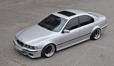 Cars tuning bmw m5 rims tuned e39 HD wallpaper