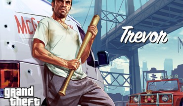 Grand Theft Auto Rockstar Games GTA prieš Trevor  HD wallpaper