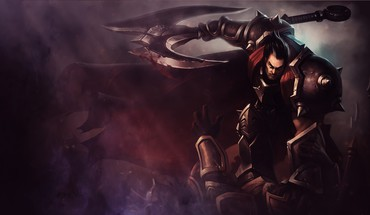 League of legends darius HD wallpaper