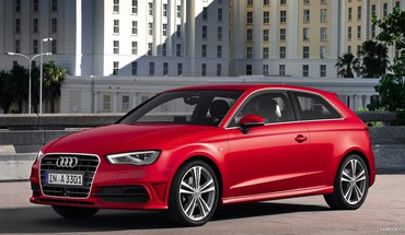 Audi A3 de la ligne 2013 s-line [2013]  HD wallpaper