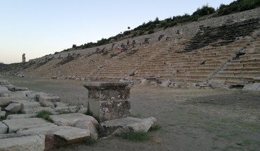 Ancient greek mythology kibyra golhisar burdur theater HD wallpaper