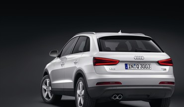 Automobiliai Audi automobiliai q3  HD wallpaper
