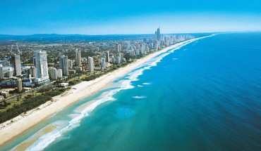 Gold Coast Australija  HD wallpaper