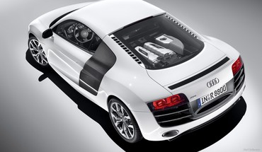 Audi R8 V10  HD wallpaper