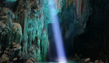 Brazil national geographic caves discovery lakes HD wallpaper