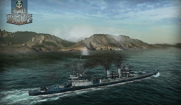 Video games world of warships HD wallpaper