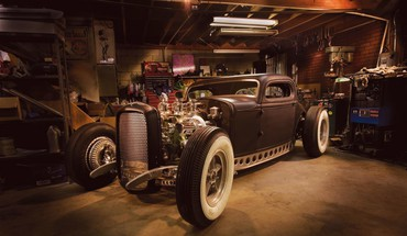 Cars ford rod 1930 HD wallpaper