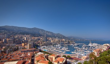 Monaco yacht marina HD wallpaper