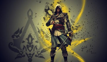 Video games assassins creed 4: black flag HD wallpaper